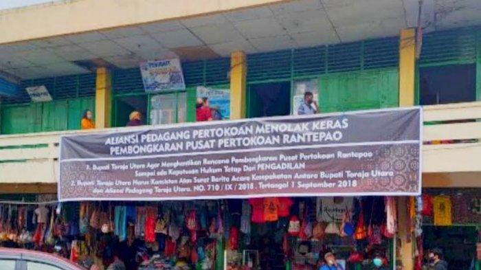 Ajukan Gugatan ke Pengadilan, Pedagang di Rantepao Minta Bupati Toraja Utara Hormati Proses Hukum