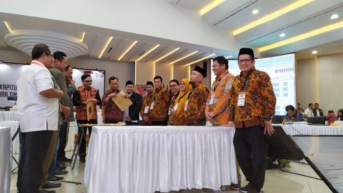 Hasil Resmi Pilpres Diumumkan KPU 22 Mei 2019, Rekap Sementara 30 Provinsi Jokowi Kalahkan Prabowo