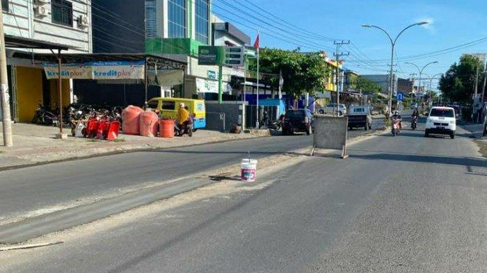 Terkait Pembongkaran Pembatas Jalan Samratulangi Bulukumba, Fraksi PKB Minta Ketegasan Pemda