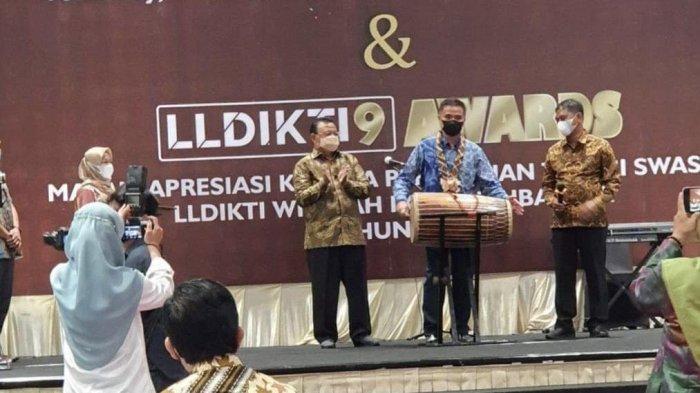 Prof Jasruddin Dorong PTS Wilayah Sultanbatara Masuk Ranking 100 Internasional