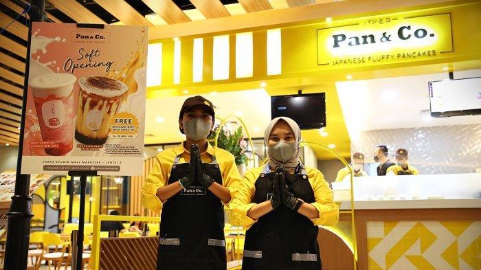 FOTO: Pan & Co Kini Hadir di TSM, Sajikan Aneka Promo Soft Opening - pembukaan-tenant-pan-co-tsm-1.jpg