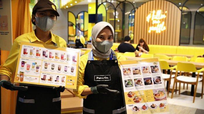 FOTO: Pan & Co Kini Hadir di TSM, Sajikan Aneka Promo Soft Opening - pembukaan-tenant-pan-co-tsm-2.jpg