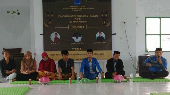 Persiapkan Kader Jadi Pendakwah di Bulan Ramadan, PMII Palopo Gelar PKPD