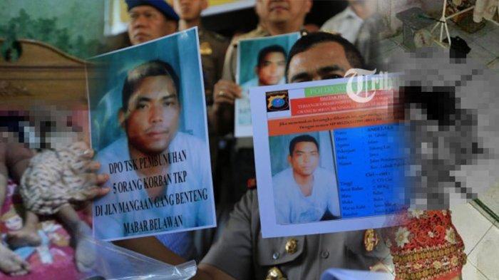 Begini Sosok Pembunuh Satu Keluarga di Medan, Kolektor Leasing Kenal,