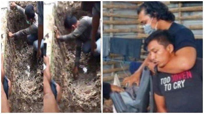 Pembunuh Siti Hamidah Wanita Hamil dalam Septic Tank Akhirnya Ditangkap, Sempat Pura-pura Mencari