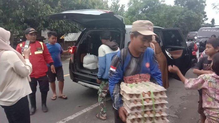 51 Korban Gempa Sulbar Mengungsi di Camba-camba Jeneponto