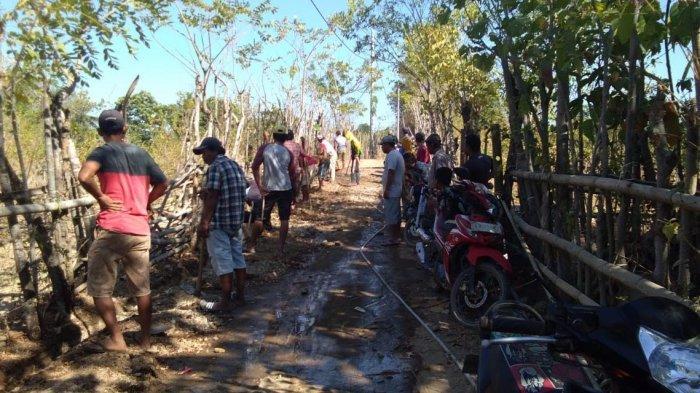 Berkat Dana Desa, Pemdes Bara Batu Bisa Buat Sumur Bor dan Pipanisasi