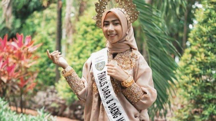 Dzakiatul Muafik Hasim, Dara Maros 2021 Berasal dari Kecamatan Terpencil