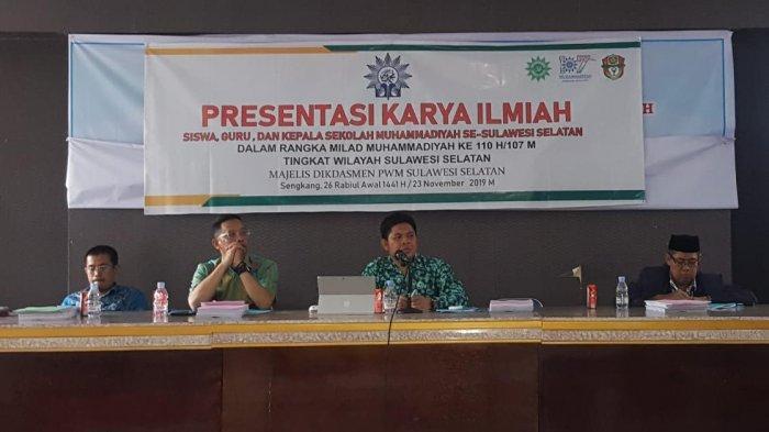 Inilah Pemenang Lomba Karya Ilmiah Peringati Milad ke-107 Muhammadiyah Sulsel