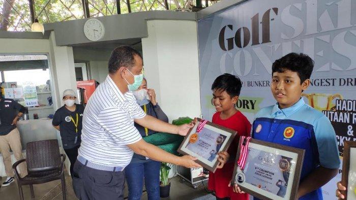 Baruga Golf Academy, Hanya Rp 500 Pelajar dan Mahasiswa Sudah Bisa Main Golf