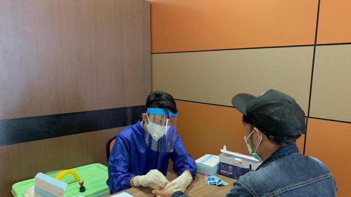 Permudah Calon Penumpang, Bandara Sultan Hasanuddin Sediakan Rapid Test