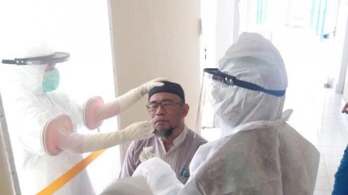 Pasien Covid-19 Bertambah Empat Orang, Dua Kecamatan Kini Berstatus Zona Merah