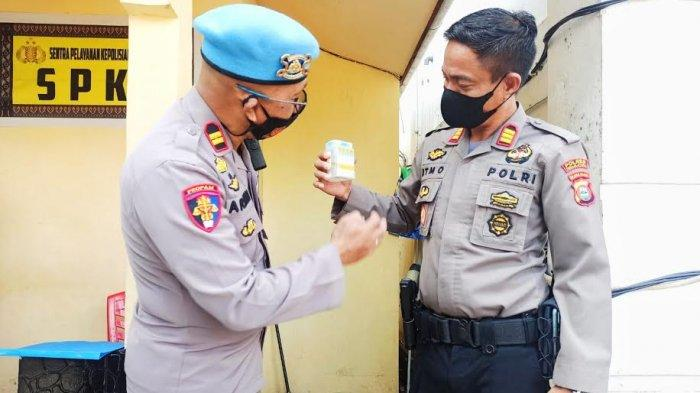 Kapolsek Astana Anyar Positif Narkoba, 30 Personel Polres Toraja Utara Jalani Tes Urine