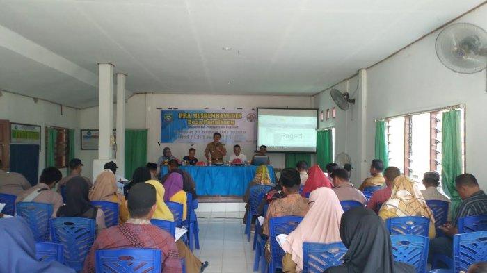 Desa Panaikang Pangkep Gelar Acara Pra Musrenbang