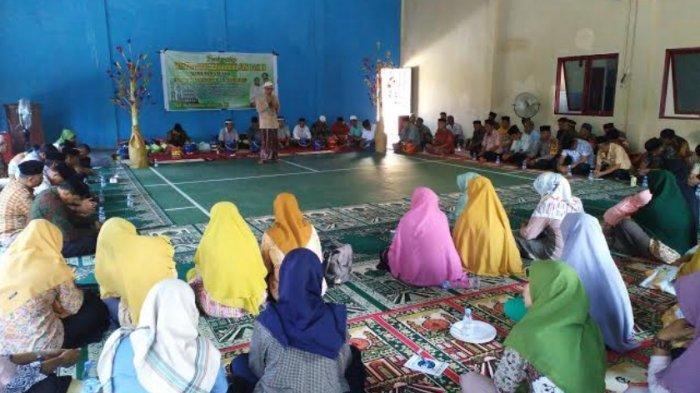 Pemerintah Desa Panaikang Rayakan Maulid Nabi Muhammad SAW 1441 H