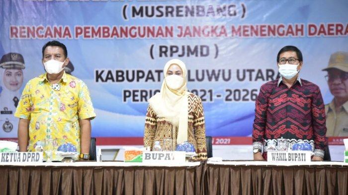 Pemkab Luwu Utara Gelar Musrenbang RPJMD 2021-2026