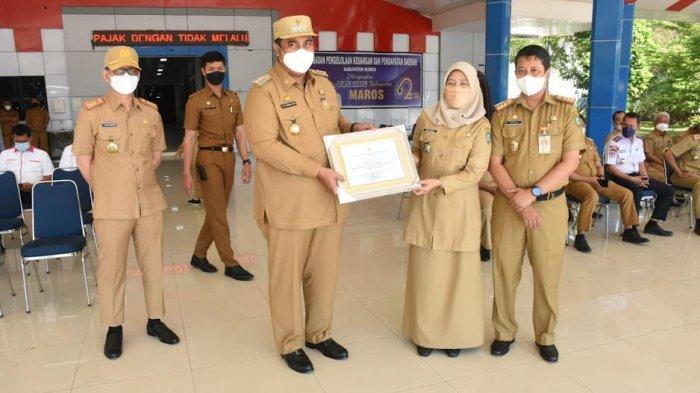 Kabupaten Maros Gaet Penghargaan Anugerah Parahita Ekapraya 2020