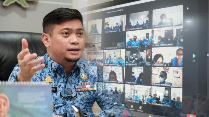 Bupati Adnan Minta SKPD Tak Lakukan Kegiatan Kedinasan di Luar Gowa