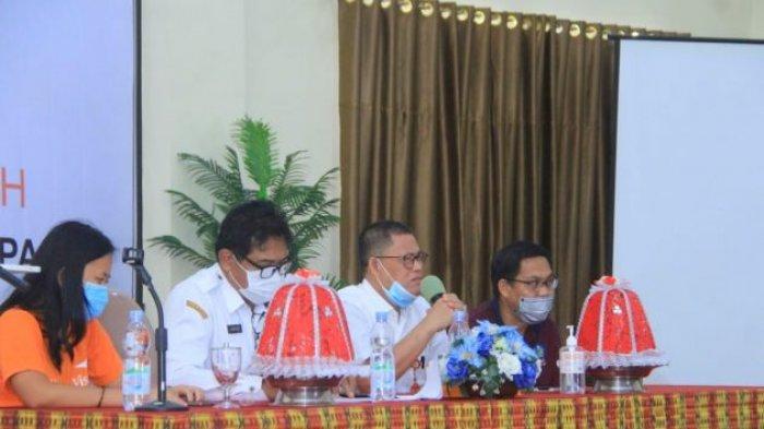 Pemkab Majene Gelar Pelatihan Satuan Pendidikan Aman Bencana