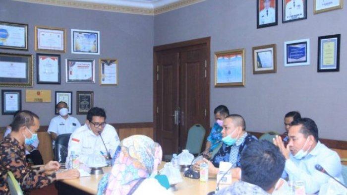 10 Anggota DPRD Sidrap Kunker ke Majene, Ini Kegiatannya