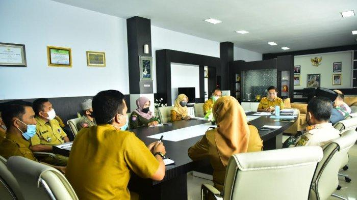 Prioritaskan Tiga Titik Penyekatan, Pemudik yang Nekat Melintas di Sidrap Bakal di Rapid Test