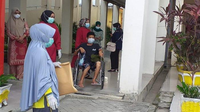 Baru Keluar dari RS Nene Mallomo, Pemkab Sidrap Langsung Pulangkan Warga Subang