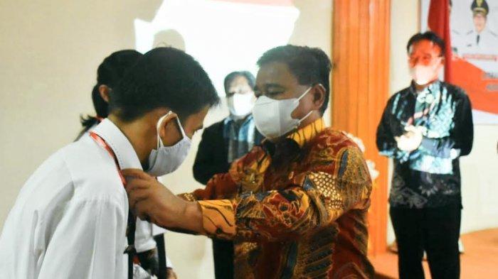 Buka Diklat Calon Kepala SD dan SMP, Begini Harapan Bupati Toraja Utara