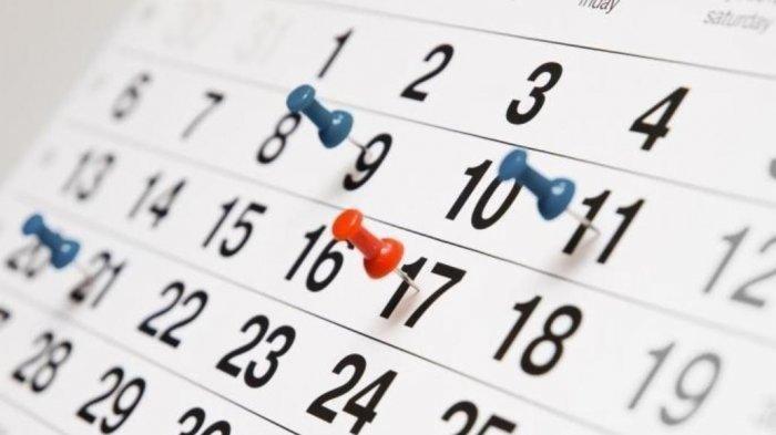 Daftar Hari Libur Nasional dan Cuti Bersama Tahun 2021 Sudah Diteken 3 Menteri, Total 23 Hari