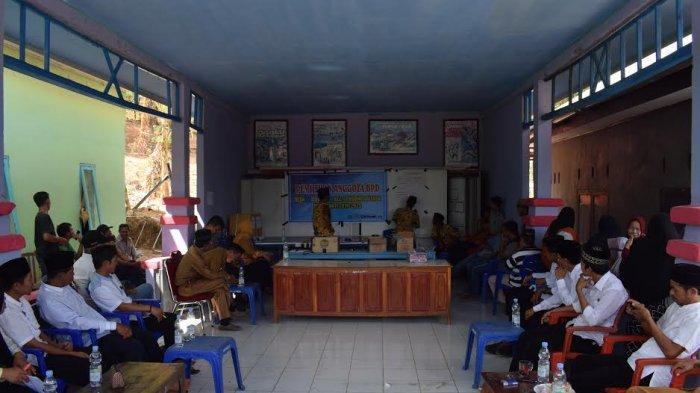 Pemilihan Anggota BPD Desa Malaka Pangkep