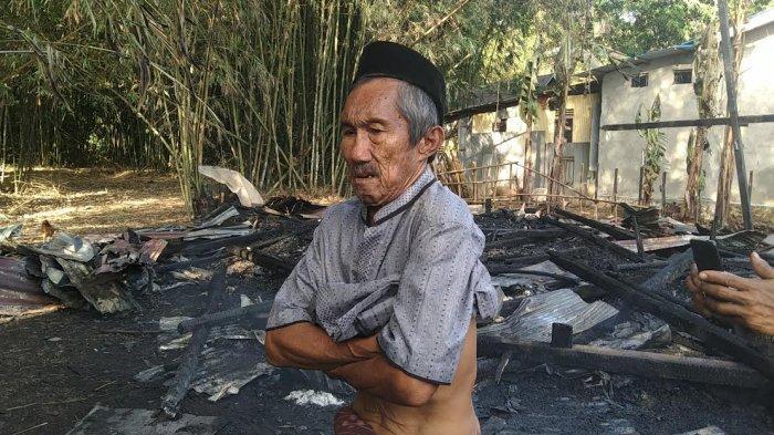 Sebelum Rumahnya Terbakar, Hamja Sempat Kena Pukulan dari Akbar