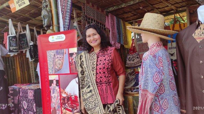 Sarita by Katokkon Sudah Sampai Australia, Hadir di Pameran UMKM Toraja Highland Festival