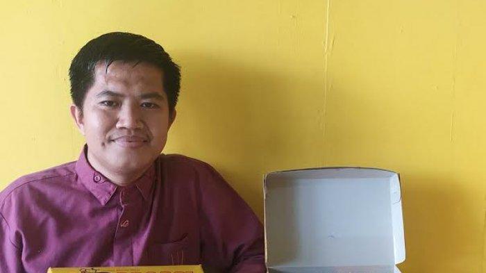 Usaha Donat Madu Mini Syamsul Alam Laris Manis di Tengah Pandemi Covid-19