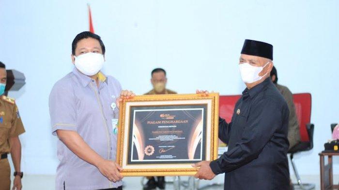 Berkinerja Baik, Kabupaten Enrekang Raih Penghargaan dari Kemenkeu RI dan BPJS Ketenagakerjaan