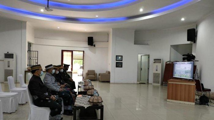 Pemkab Luwu Timur Peringati Hari Lahir Pancasila Bareng Presiden Jokowi