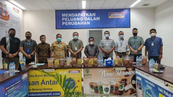 Produk Lokal Majene Bakal Dijual di Indomaret
