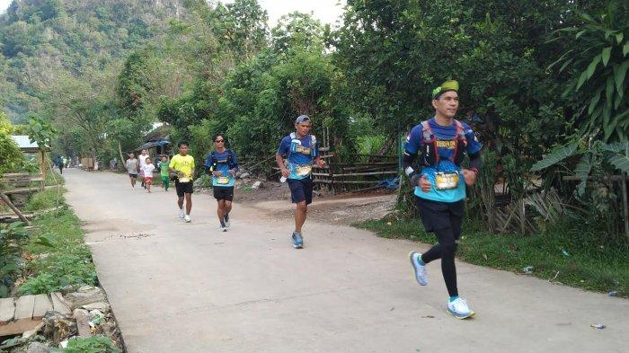 HUT ke-62 Maros, Pemkab Gelar Lari Ultra Marathon 62 Kilometer
