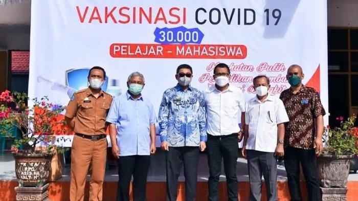 Pemkab Toraja Utara Siapkan 30 Ribu Dosis Vaksin Bagi Pelajar, Sasar Usia 12 - 17 Tahun