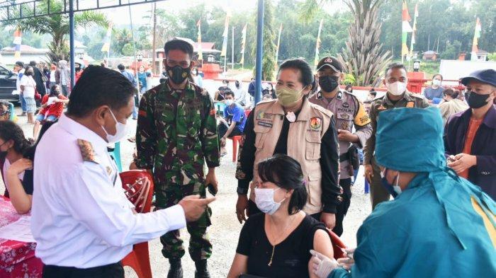Vaksinasi Covid-19 di Toraja Utara Mulai Menyasar Ibu Hamil