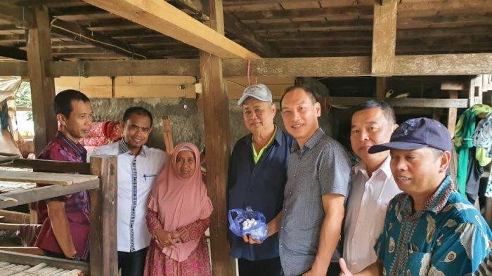 Pemkab Wajo Ajak PT Bosowa Group Kembangkan Potensi Sutra