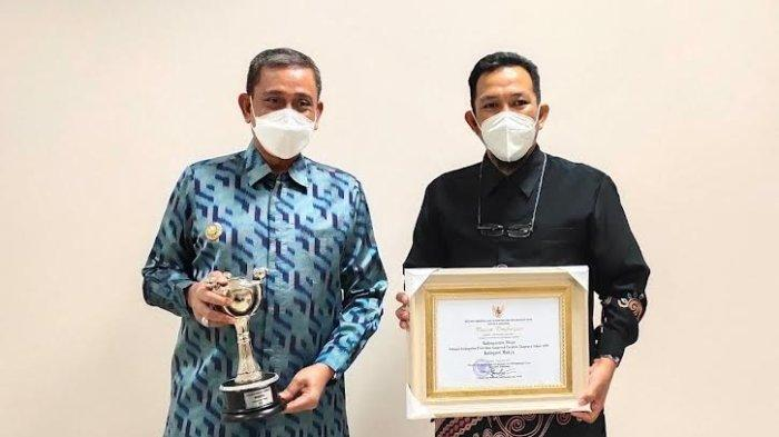 Wajo Raih Penghargaan  Anugerah Parahita Ekapraya 2020