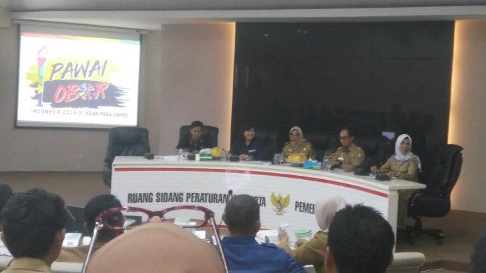 Obor Asian Para Games Akan Pawai di Makassar, Catat Tanggalnya