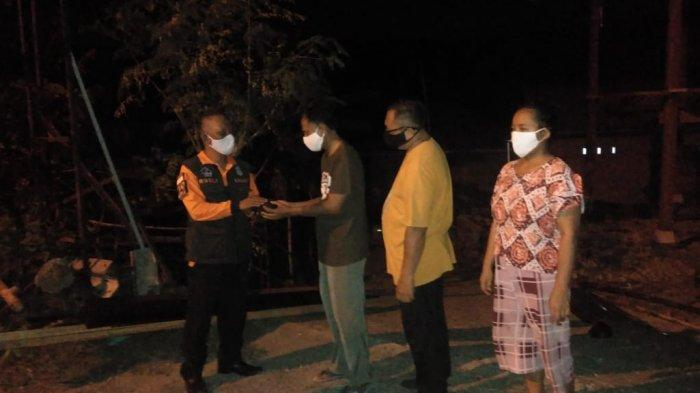 Pemkot Parepare Bantu Warga Korban Angin Kencang, Bawa Seng, Paku dan Balok