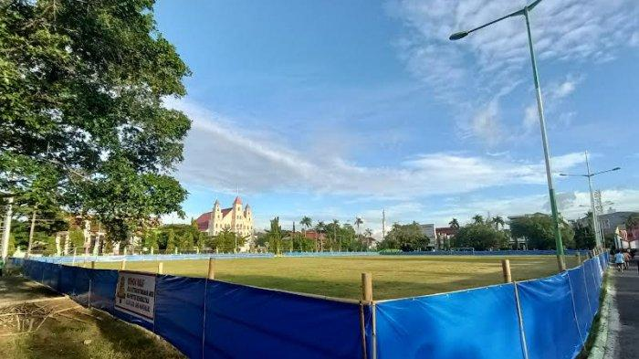 Dijadikan Markas PSM, Kualitas Rumput Lapangan Andi Makkasau Bakal Sama di Stadion GBK Jakarta