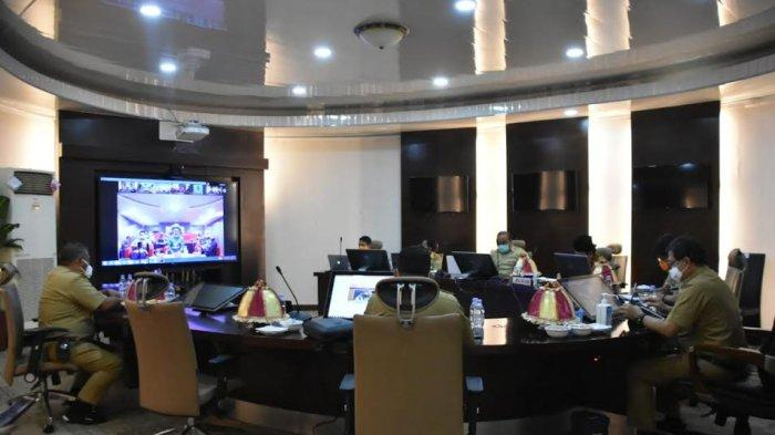Pemprov Sulbar Refocusing 95 Persen Anggaran OPD untuk Penanganan Covid-19