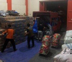 Dinsos Sulsel Kirim Tagana Bantu Korban Banjir dan Longsor di Luwu