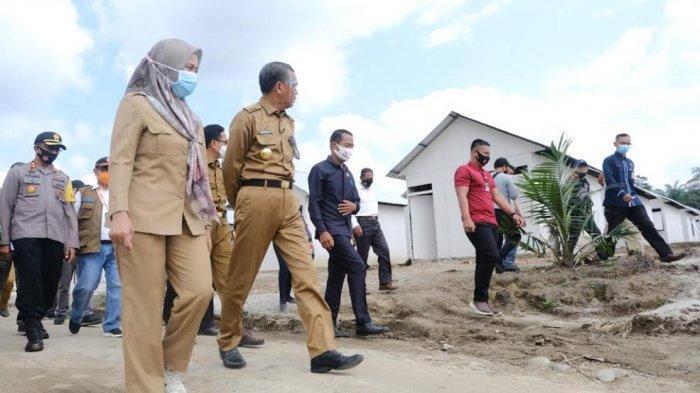 Pemprov Bangun 50 Hunian Tetap Bagi Korban Banjir Luwu Utara, Selebihnya Tunggu Kementerian
