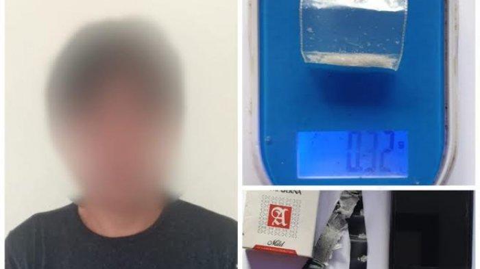Transaksi Narkoba, Pemuda Asal Kecamatan Alla Diciduk Satres Narkoba Polres Enrekang