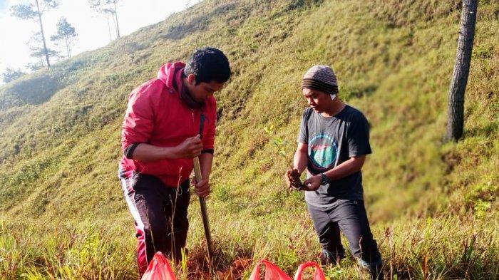 Jokowi Minta Hijaukan Buntu Mapongka Tana Toraja, Pemuda Muhammadiyah Bergerak