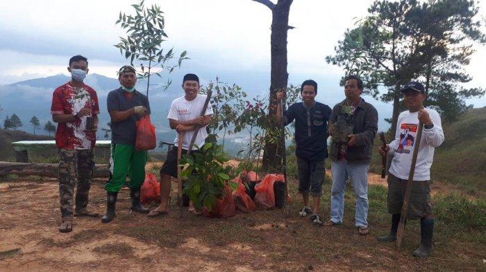 NgabuburitUnik, Pemuda Muhammadiyah di Tana Toraja Ini Pilih Menanam Pohon Jelang Waktu Berbuka