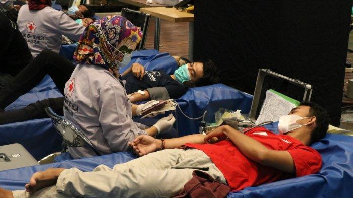 Libatkan Suporter PSM, Donor Darah Kalla Fair Kumpulkan 213 Kantong Darah